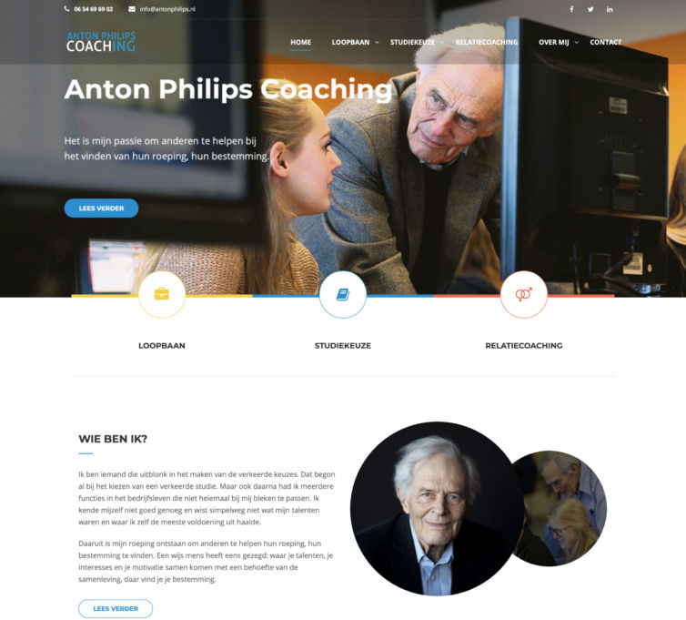 Anton Philips Coaching
